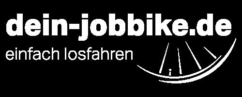 Logo von dein-jobbike.de in weiss